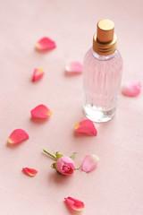 fragrance #1 (hanabi.) Tags: pink rose petal fragrance