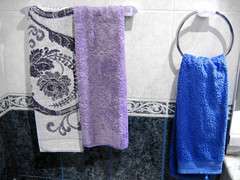 Project 365 - Day 19 - Towels (tiguh) Tags: de bathroom casa wc towels banho toalhas project365