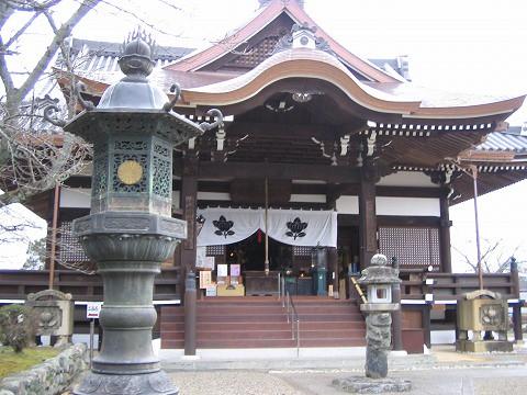 橘寺-太子殿