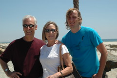 San Diego Ocean Side (Liz & Wally) Tags: liz matt sandiego wally