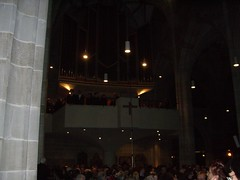 Chor des Evangelischen Stifts (floriankohl) Tags: deutschland tbingen stiftskirche badenwrttemberg motette