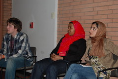Zane, Ameenah and Sadia