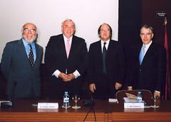 J. Pagès, J. Uceda, A. Gabilondo y F. Michavila