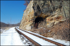 split rock tunnel