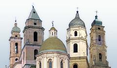 Campanili di San Severo (Tobia Gorrio) Tags: arte chiesa campanile cupola puglia architettura torri fotomontaggio campanili chiese sansevero cittàdarte capitanata