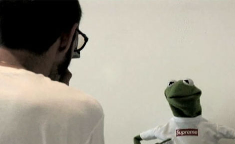 SUPREME by TERRY RICHARDSON AND KERMIT THE FROG