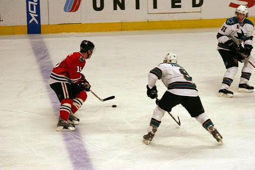 Toews on the Attack
