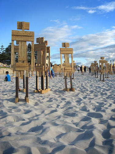 Perth Sculpture By The Sea Exhibition