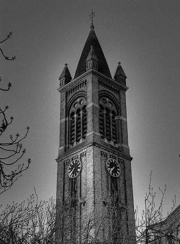 Brick Church Black & White