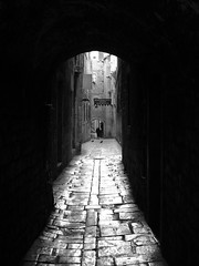 Split (ribizlifozelek) Tags: street bw croatia unesco split middleages spalato aplusphoto top20travel anticando