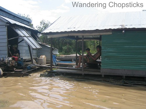 Chong Kneas Floating Village 13