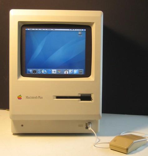 Mac Plus G4