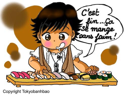 Kirakutei sushis