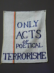 only acts of poetical terrorisme (van_dun) Tags: paris art english blood artwork jan louvre contemporary surrealism acid vanity paintings graves installation horror vaneyck beetles flemish impressive fabre bosch irridescent exibition acts vanderweyden in poetical polemic sprem provocation terrorisme carapaces metsysandrubens