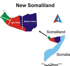 Somaliland Map (saylicipress) Tags: somalia somaliland awdal adalempire