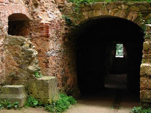 Burgruine-Landsee