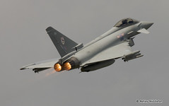 Eurofighter Typhoon (Ashley Middleton Photography) Tags: england bigma military gloucestershire raf afterburner militaryjet fighteraircraft eurofightertyphoon aircrafttype aircraftdescription