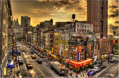 Below the Manhattan Bridge (Tony Shi Photos) Tags: china nyc newyorkcity urban chinatown chinesefood manhattan chinese surreal dirty best canalstreet hdr canalst grungy crowded 美国 纽约 唐人街 曼哈顿 紐約 中国城 nikond700 ньюйорк ニューヨークシティ 뉴욕시 thànhphốnewyork न्यूयॉर्कशहर tonyshi مدينةنيويورك belowthemanhattanbridge นิวยอร์กซิตี้