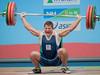 Bruce USA (Rob Macklem) Tags: china men olympic 2009 lu 85kg olympicweightliftingkoreaworldchampionshipsgoyangcity