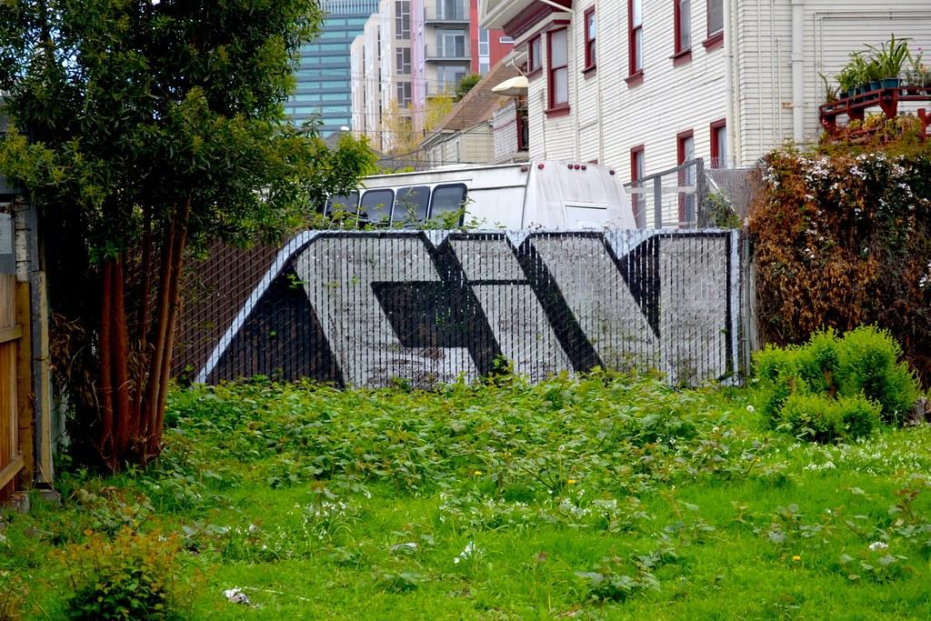 CIV, FTL, Oakland, Graffiti, Street Art