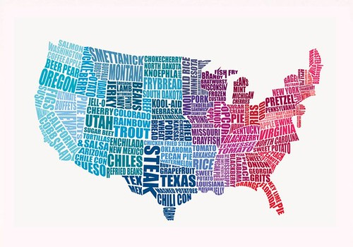 us typography