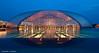 国家大剧院 (DanielKHC) Tags: china blue architecture night reflections nikon long exposure dusk centre egg performing arts beijing national hour 北京 dri d300 ncpa 国家大剧院 danielcheong danielkhc tokina1116mmf28