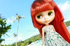 Fran @ Phi Phi Island :-)