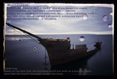 Mooncusser - The Dictionary of Image (Yann!s) Tags: sea cloud patagonia ship decay slide shipwreck pirate definition anchor wreck dictionary destroy etymology mooncusser