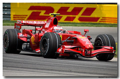 Kimi Raikkonen, New Formula 1 2007 World Champion!! (Next Chapter Photography) Tags: world bar speed canon kimi eos one 1 power action champion grand images f1 ferrari racing prix formula brazilian title capture scuderia raikkonen gp motorsport 30d anawesomeshot