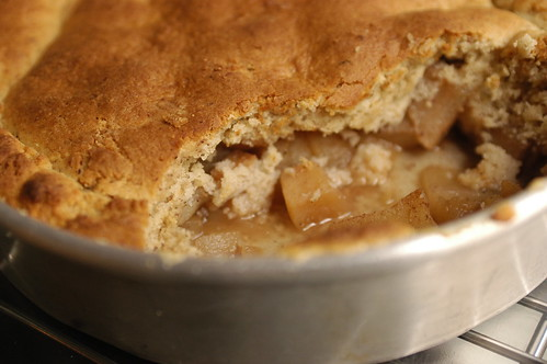 Apple Cobbler Topping With Cake Mix