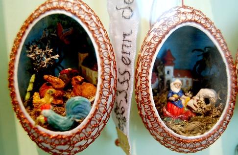 Amazing Egg Dioramas
