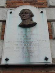 Maison natale du maréchal de Rochambeau
