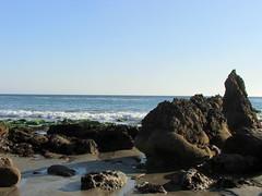 DSCF8866 (ttelfair) Tags: ocean california seascape beach landscape sand waves pacificocean beaches elmatadorstatebeach shorenature