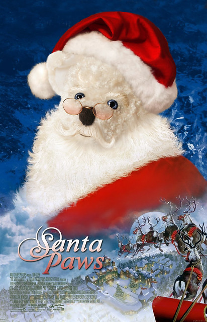 Santa Paws Movie