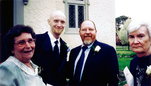 Christopher, David, and the Memaws 2003