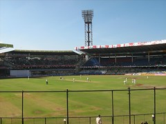 An overview of the stadium (Kingnutin) Tags: cricket vs pak ind
