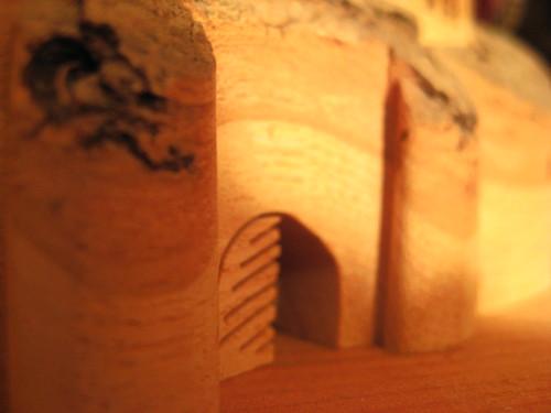 Castle of Wood