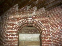33 Doorway Arch in the Unfinished Upstairs at Longwood - Natchez, Mississippi (sunnybrook100) Tags: mississippi natchez mansion antebellum longwood adamscounty nationaltrustforhistoricpreservation nthp
