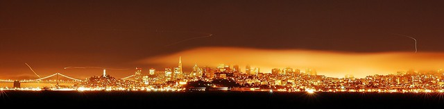 SFO panoramic
