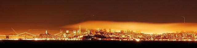 SFO panoramic