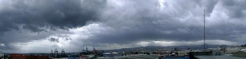 Nubes en Las Palmas GC 15.19h