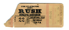 sanantonio concert texas live ticket ufo rush proof hmk municipalauditorium farewelltokings kiss995fm