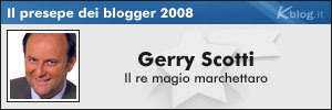 Gerry Scotti - Il re magio marchettaro
