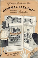 Get Acquainted Cover (Cowtools) Tags: fridge illo ge appliance generalelectric getacquainted reridgerator ellageorge