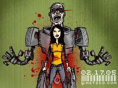 robot zombie05