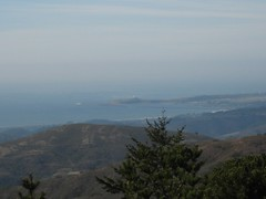 Half Moon Bay (from Skyline)