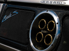 Zonda Exhaust (david.nikonvscanon) Tags: world camera original italy sports car digital photoshop photography design photo search saturated italian photographer image designer postcard creative commons super icon images photograph luck lucky pixel creativecommons saturation surprise dp ps2 modena digitalphoto find exhaust chromatic zonda digitalimage theworld digitalphotograph pagani oneworld grantourismo aberation nikonvscanon viewtheworld davidnikonvscanon