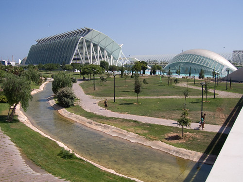 Calatrava's wonderland