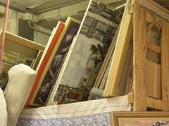 Atelier Werkstatt Lager3 (sepp pfiffner) Tags: schweiz skulptur chur grind atelier künstler maler marmor calanda pfiffner skulpturen bildhauer langhals trimmis sepppfiffner
