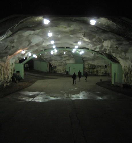 Aeroseum entrance